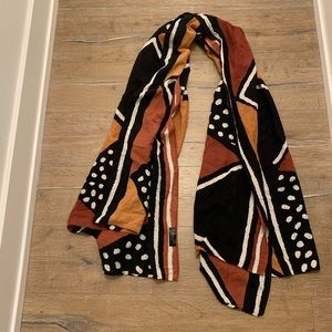 Zara Patterned Scarf